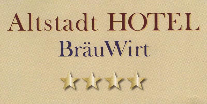Altstadt Hotel Bräu Wirt