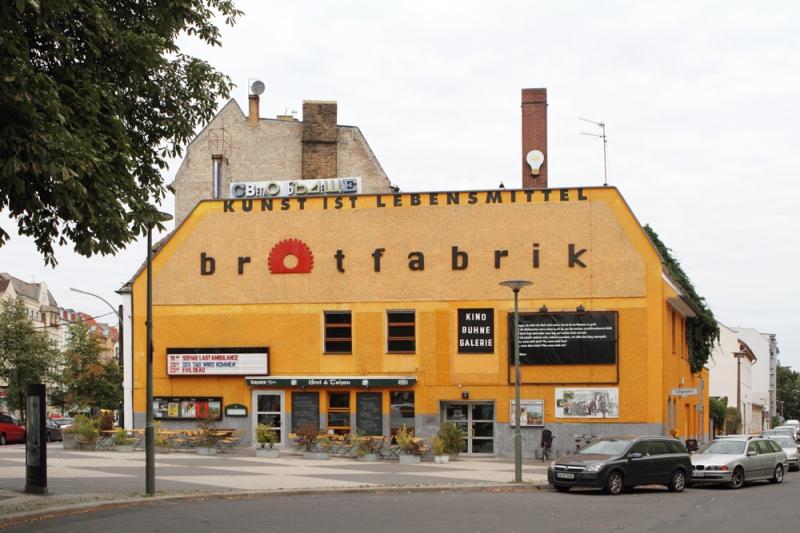 Kino Brotfabrik