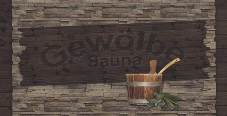 Gewölbe-Sauna