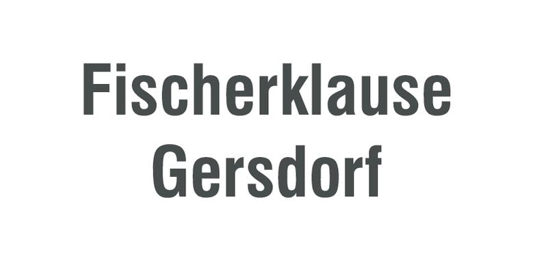 Fischerklause Gersdorf