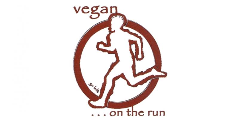 vegan . . . on the run