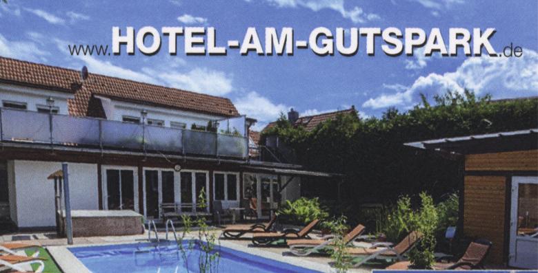 Hotel und Sauna am Gutspark