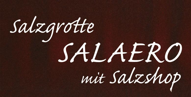 Salzgrotte SALAERO mit Salzshop