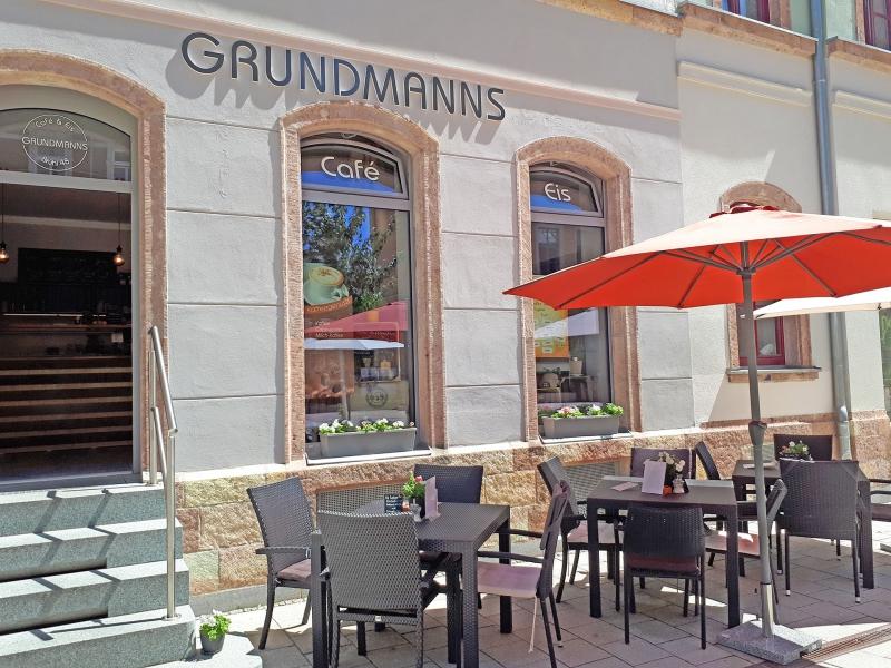 Grundmanns Café & Eis - Gutscheinbuch.de