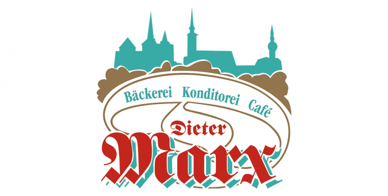 Café in der Neustadt Dieter Marx