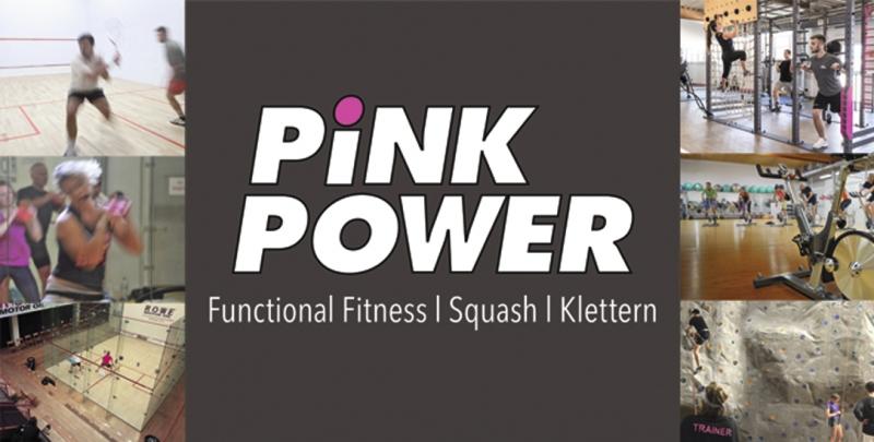 Pink Power Sport und Freizeit