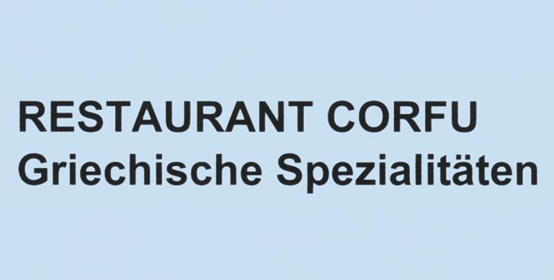 Restaurant Corfu - Griechische Spezialitäten