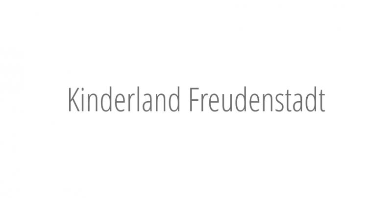Kinderland Freudenstadt