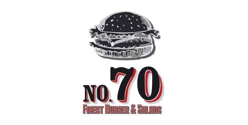 No.70 Finest Burger & Salads
