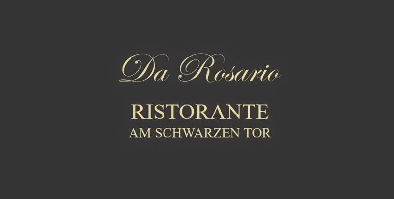 Da Rosario Ristorante am Schwarzen Tor