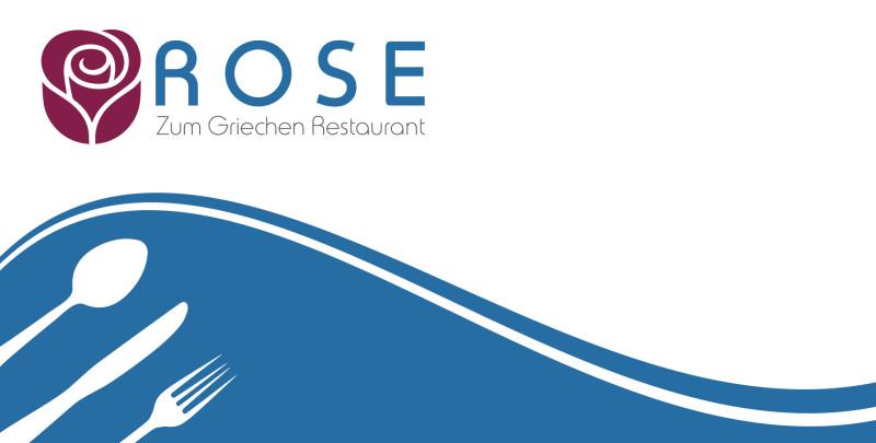 Rose zum Griechen