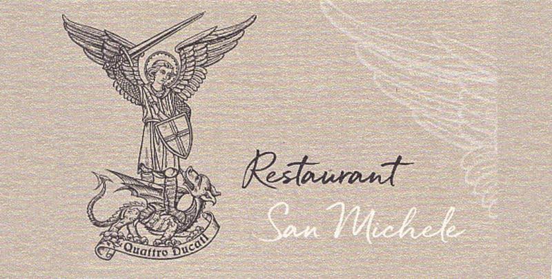 Restaurant San Michele