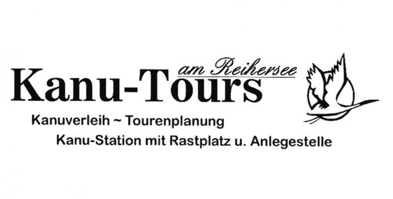 Kanu-Tours am Reihersee