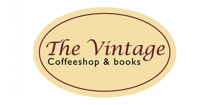 The Vintage Coffeeshop & books