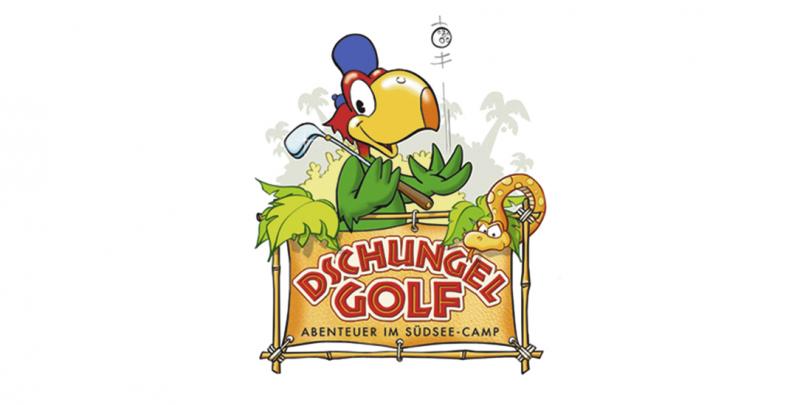 Dschungel-Golf