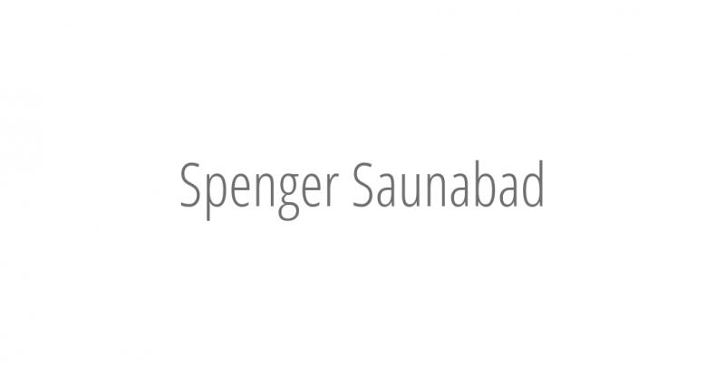 Spenger Saunabad