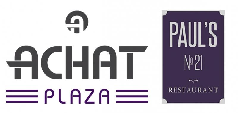 ACHAT PLAZA Restaurant Paul's N°21
