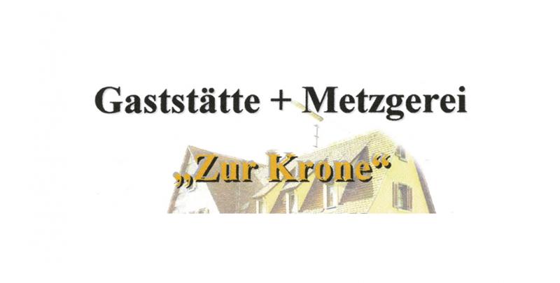 """Gasthaus + Metzgerei """"Zur Krone"""""""