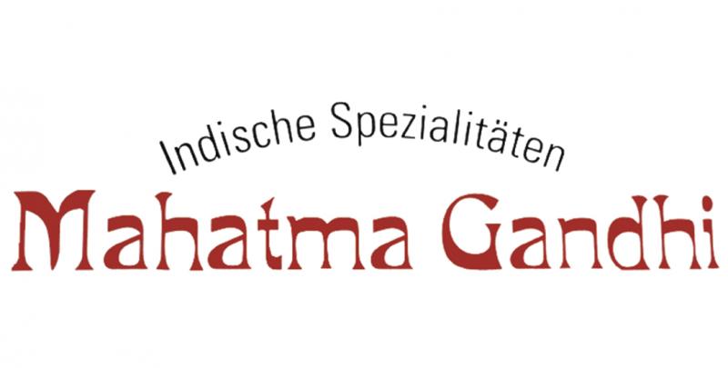 Indische Spezialitäten Mahatma Gandhi