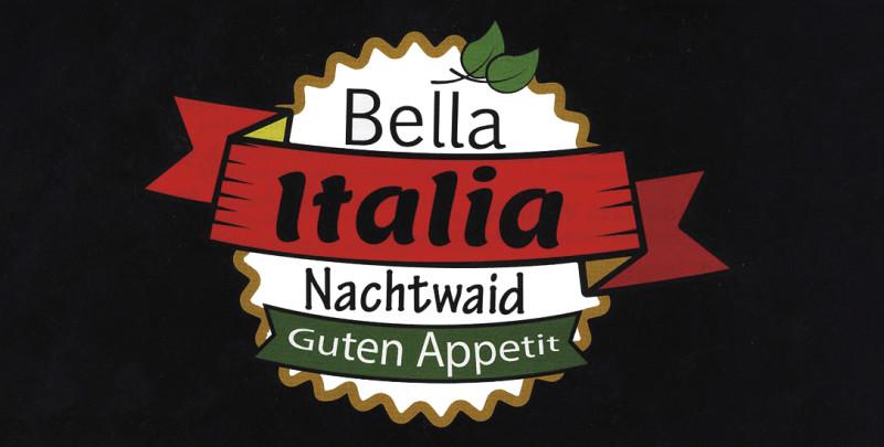 Eiscafé Ristorante Bella Italia Nachtwaid