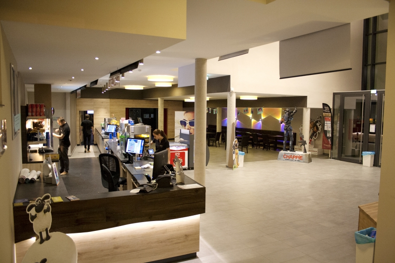 Lumos Lichtspiel & Lounge Nidda