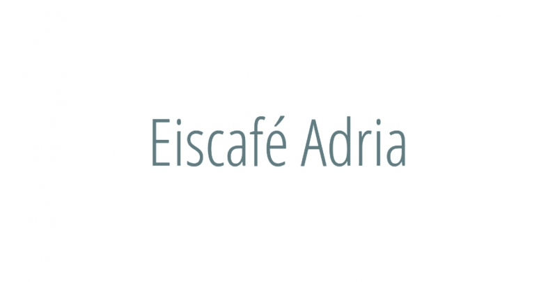 Eiscafé Adria