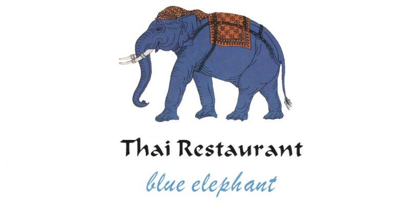 Thai Restaurant blue elephant