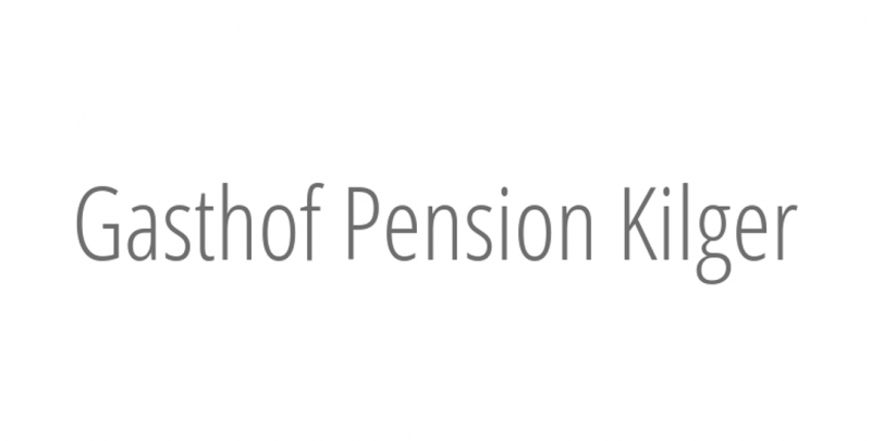 Gasthof Pension Kilger