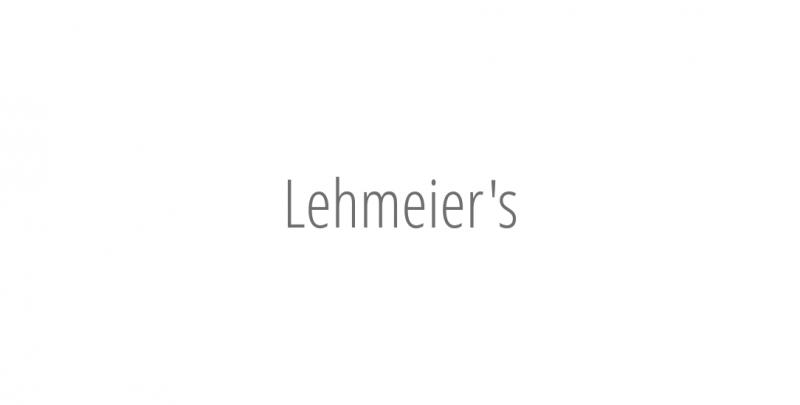 Lehmeier's