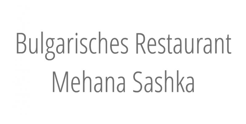 Mehana Sashka