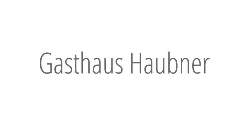 Gasthaus Haubner