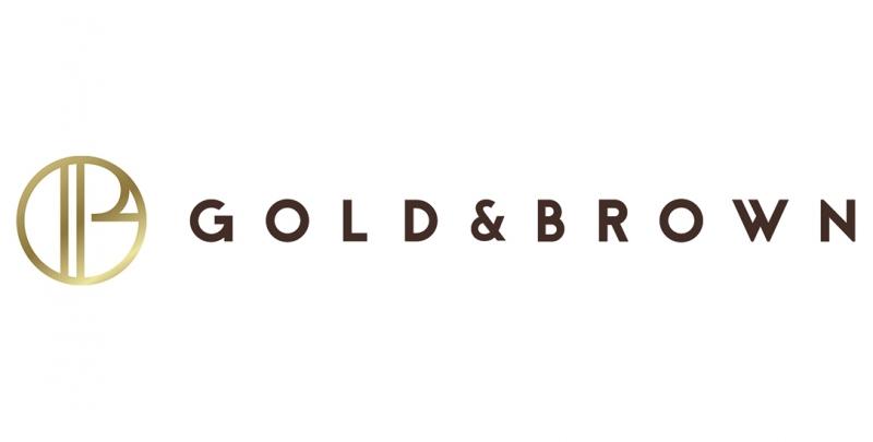 Gold&Brown Food Bar