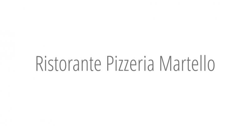 Ristorante Pizzeria Martello