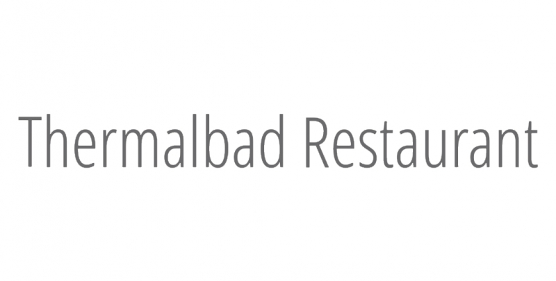 Thermalbad Restaurant