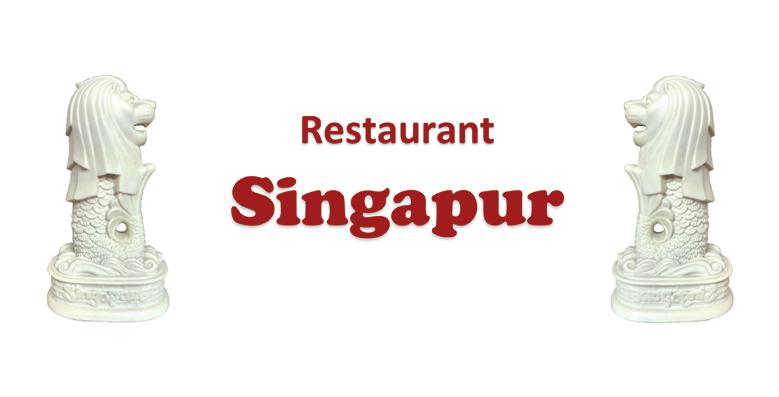 Restaurant Singapur