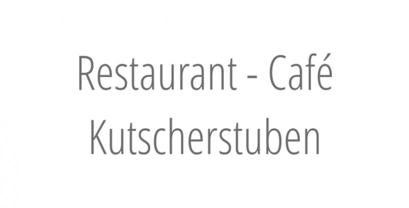 Restaurant - Café Kutscherstuben