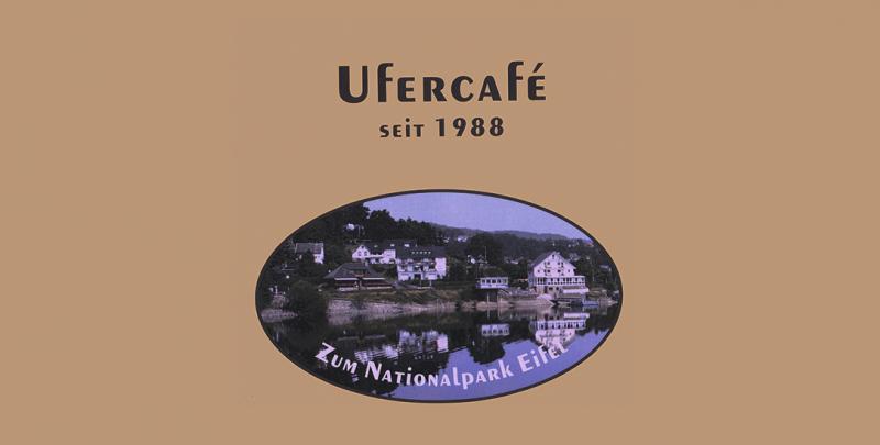 Ufercafé zum Nationalpark Eifel
