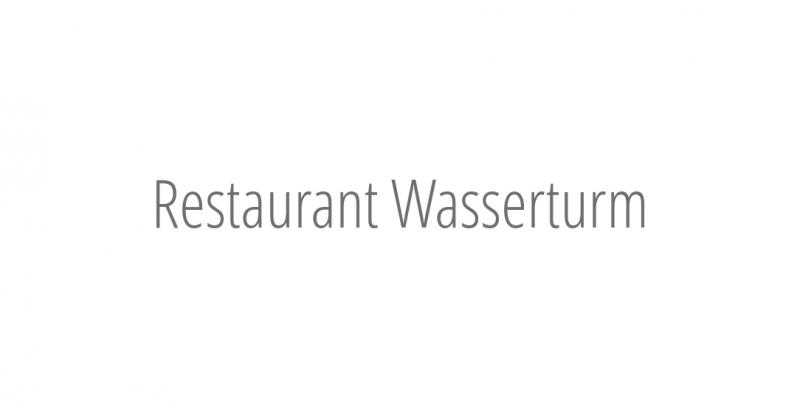 Restaurant Wasserturm