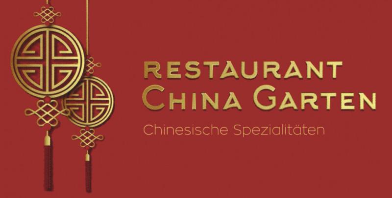 Chinesisches Restaurant China-Garten