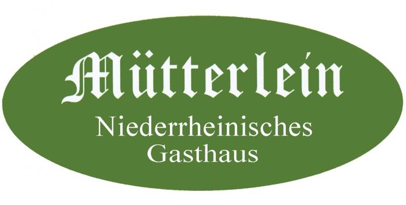 Mütterlein Niederrheinisches Gasthaus