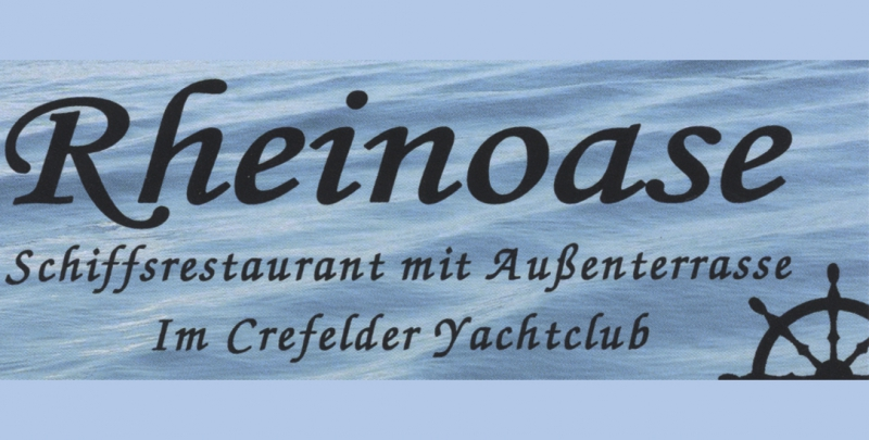 Rheinoase im Crefelder Yacht Club
