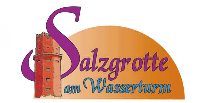 Salzgrotte am Wasserturm