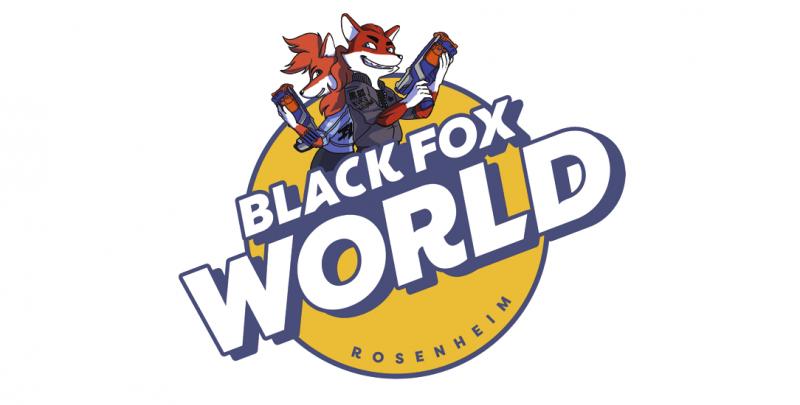 Black Fox World | Lasertag & Nerf