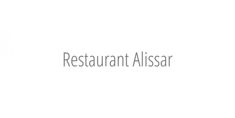 Restaurant Alissar