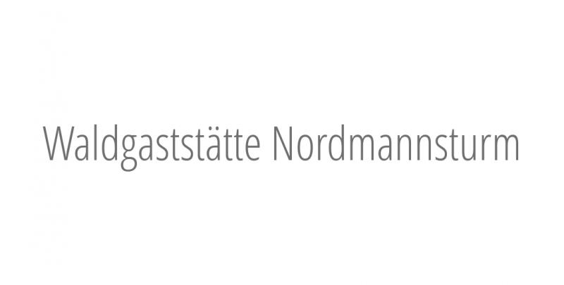 Waldgaststätte Nordmannsturm