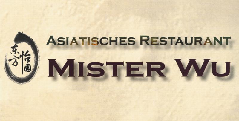 Asiatisches Restaurant Mister Wu