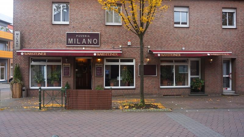gutschein pizzeria milano