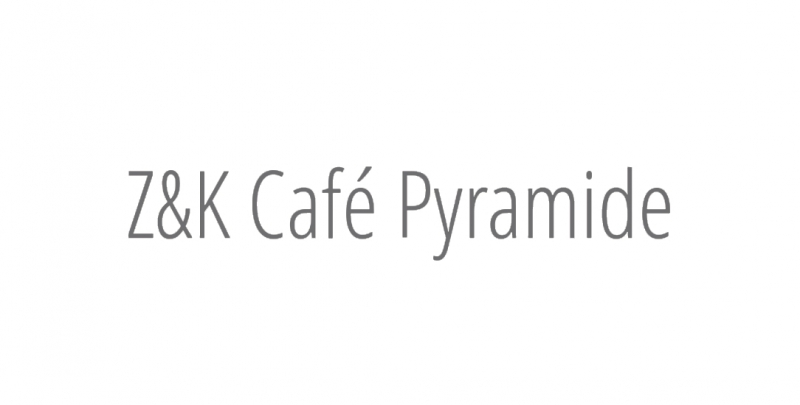Z&K Café Pyramide