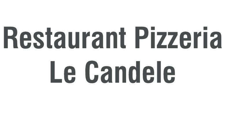 Restaurant Pizzeria Le Candele