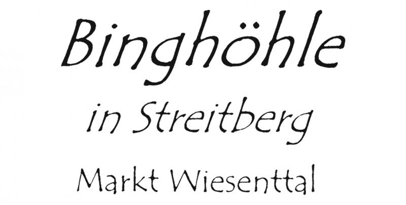 Binghöhle Streitberg